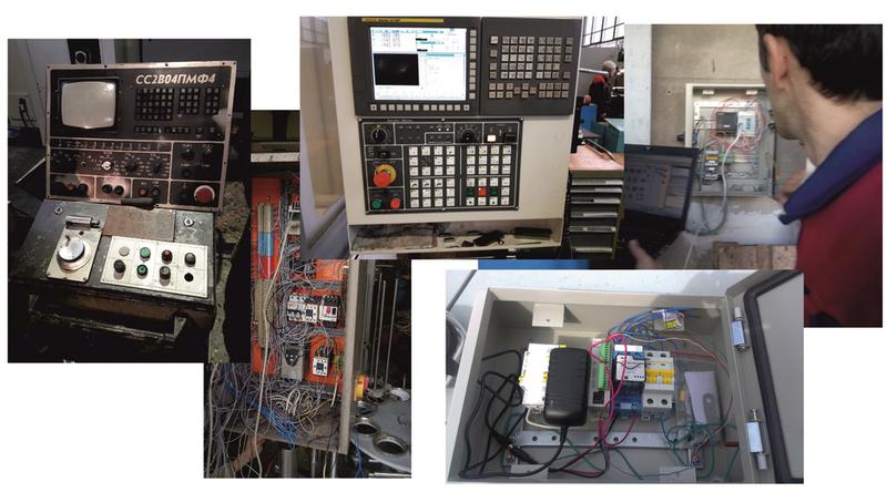 Системы управления станков автоматизация и электроника в Москве